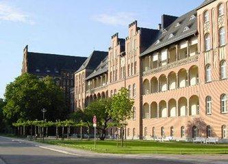 柏林大学图片